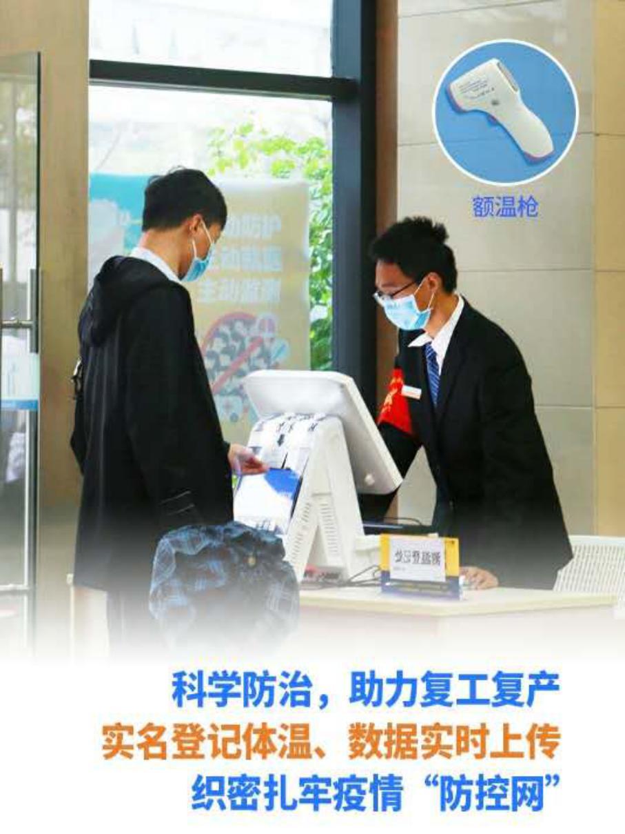 实名体温检测疫情防控管理方案